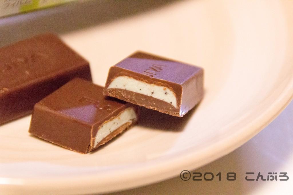 不二家チョコミントカット図