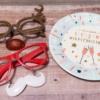 [100均] クリスマスに使えるフォトプロップス用メガネはダイソーで!ひげサンタ版と赤