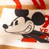KIRINミッキー90周年デザインランチトートバッグ