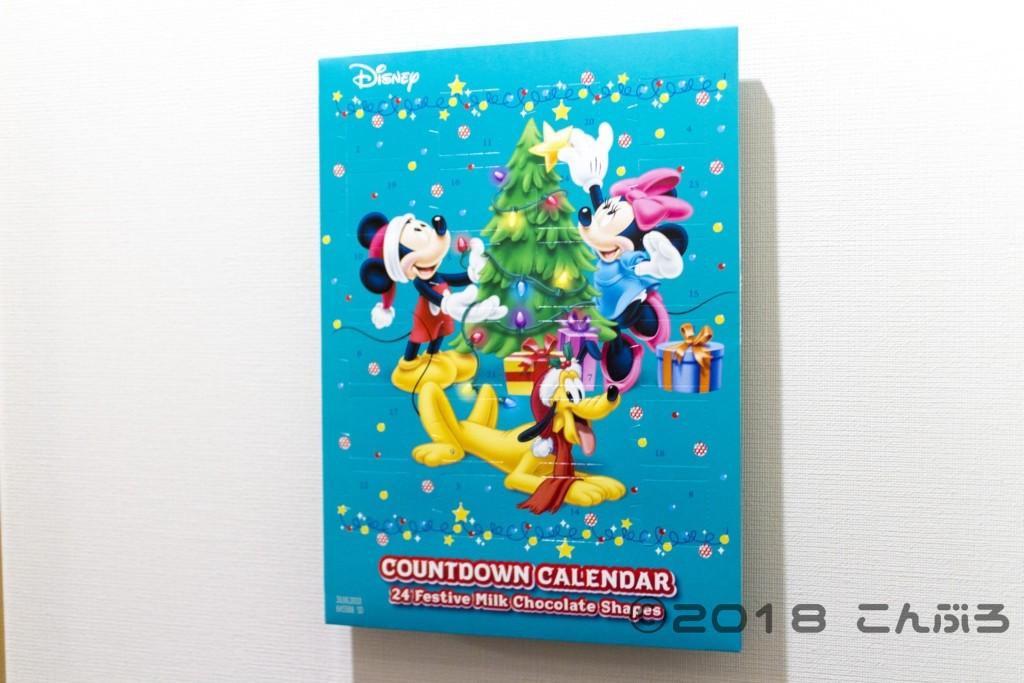 ディズニーミッキー&フレンズカウントダウンカレンダー