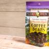 アイランドプリンセスのコーヒービーンズのパッケージ