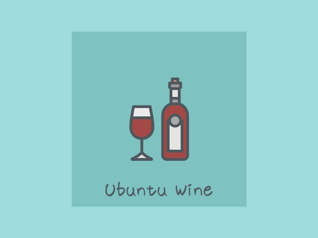 Ubuntu Wine HQのインストール手順について