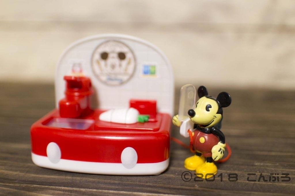 ディズニーのミニチュアキッチン