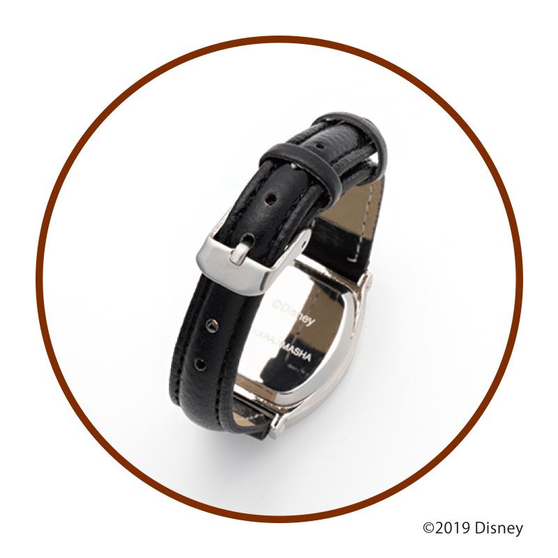 腕時計のベルト&バックル