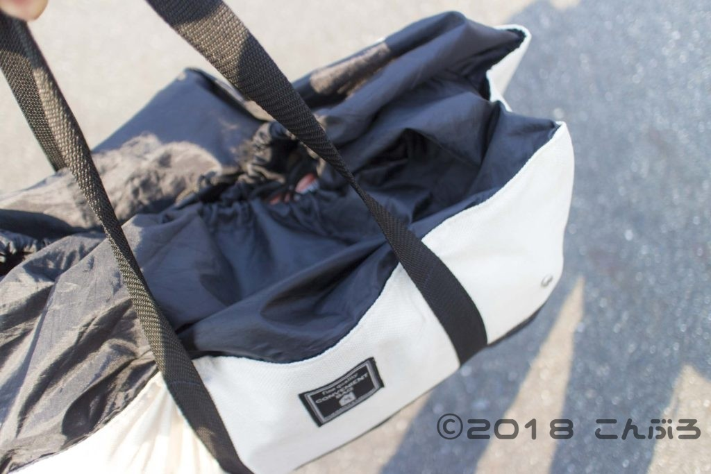 MARIOのエコレジバッグ