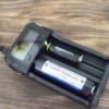 18650電池や単三電池が充電可能