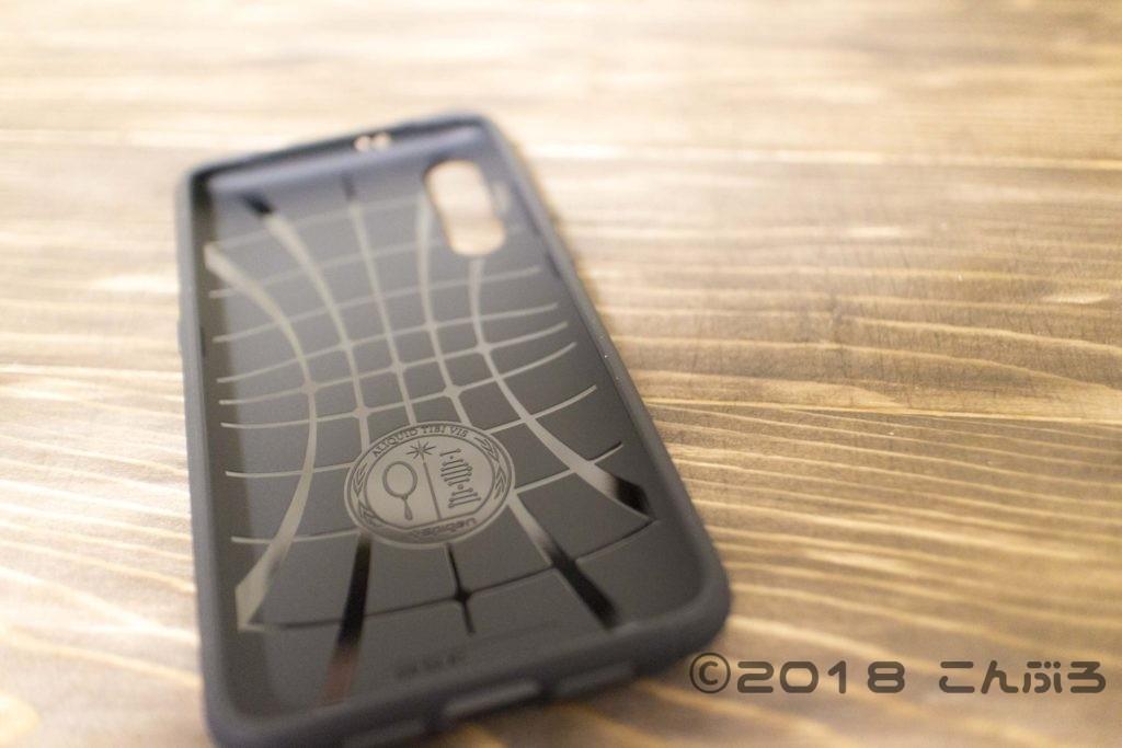 Spigen Xiaomi Mi 9 ケース ラギッドアーマー