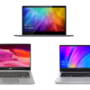 Xiaomi Notebook Air vs Xiaomi RedmiBook vs LG gram
