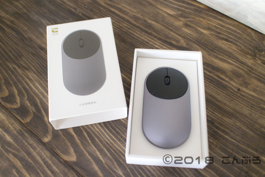 Xiaomi Bluetoothマウス