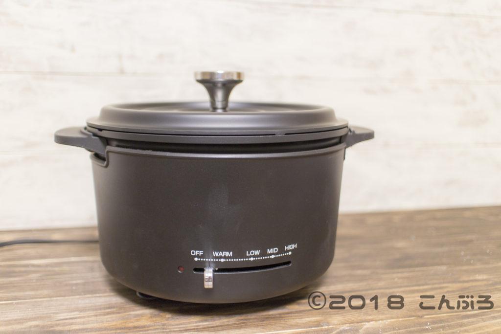 すきやきや鍋に使う電気鍋