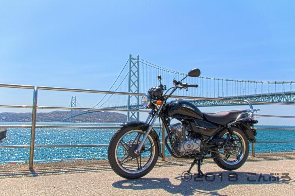 中国バイク HONDA CBF125が125ccコスパ最強!
