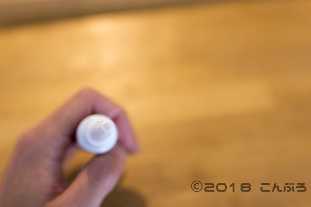 チューブの穴のサイズについて