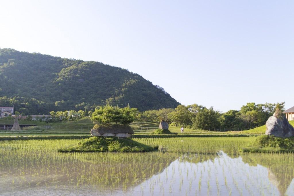 ラコリーナ近江八幡風景画像