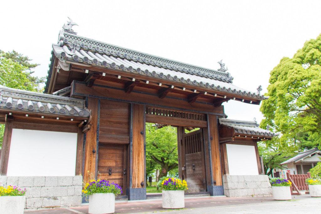 滋賀県膳所城跡公園