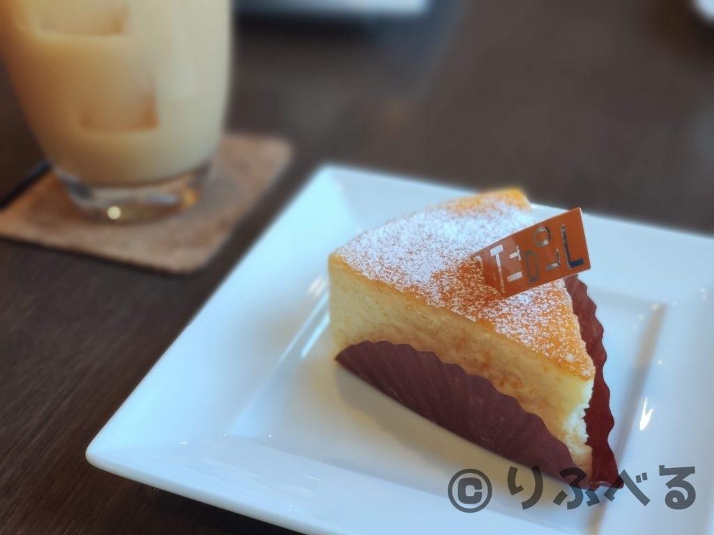 petit dollのチーズケーキ