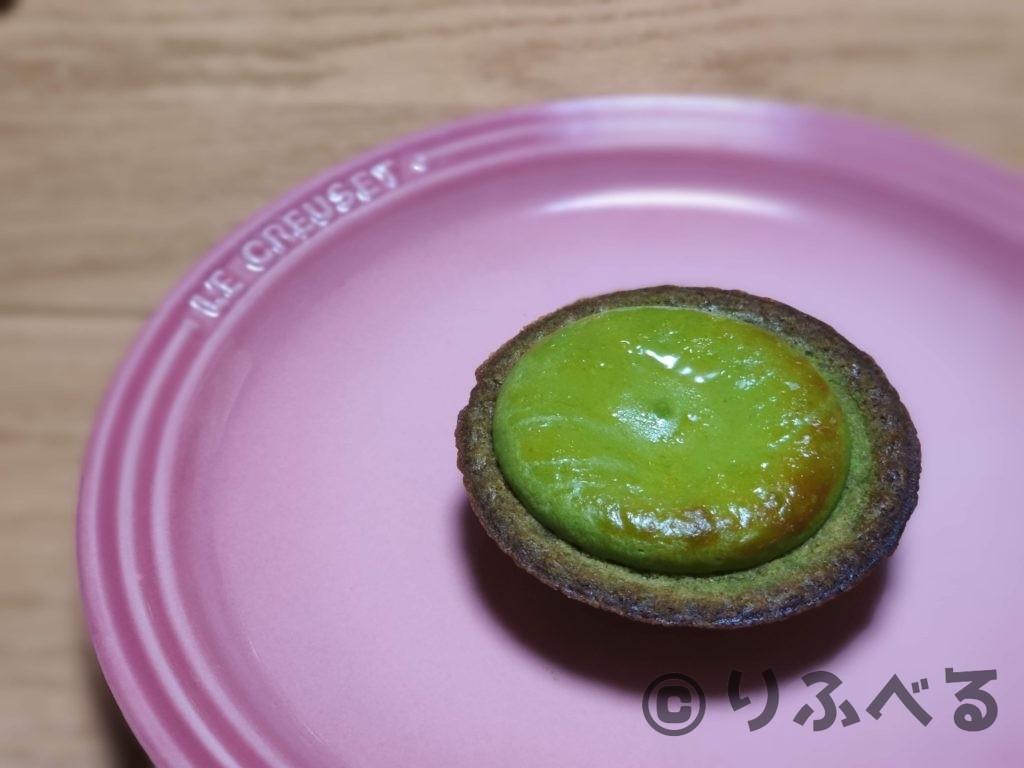 京都限定ベイク抹茶チーズタルト