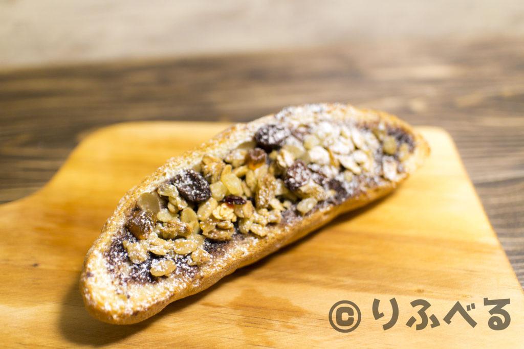 ケルンの神戸産イチジクのショコラと蜂蜜グラノーラのスナックブレッド